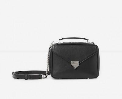 Medium Black Barbara Bag