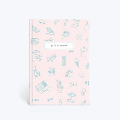 Liv Purvis x Papier Favourite Things Notebook