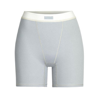 Cotton Rib Boxer