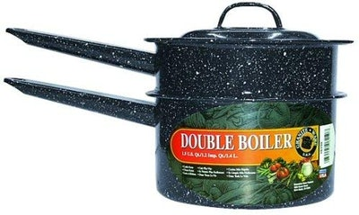 Granite Ware 1.5-Quart Double Boiler