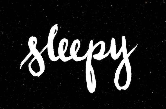 The Sleepy podcast features stories that will make you fall asleep.