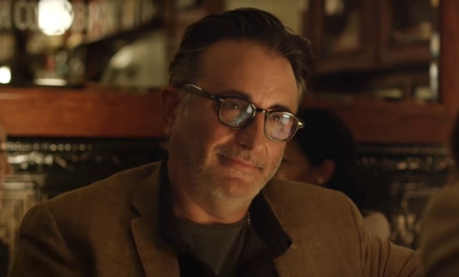 Andy Garcia in Modern Love