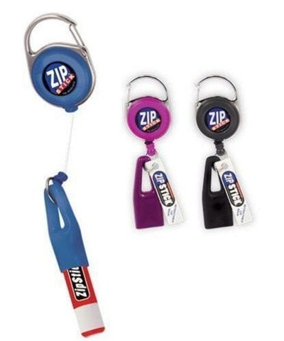 Zip Stick Lip Balm Holder
