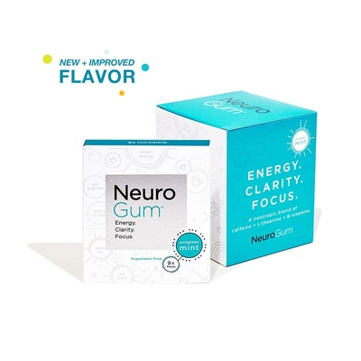 Neuro Gum Nootropic Energy Gum (54 Count)