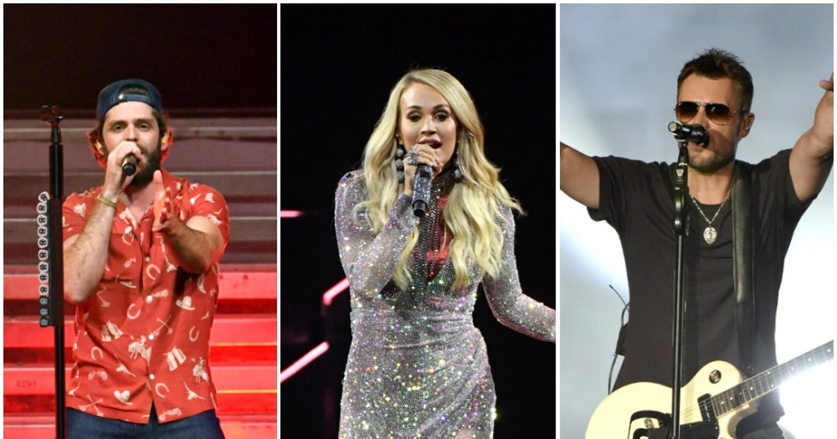The 2020 Stagecoach Lineup Will Make You Giddy Up To Get Your Tickets