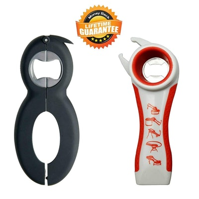 Kitchen Krush Bottle Can And Jar Opener