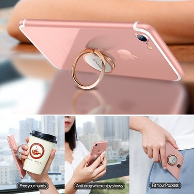 Humixx Finger Ring Stand