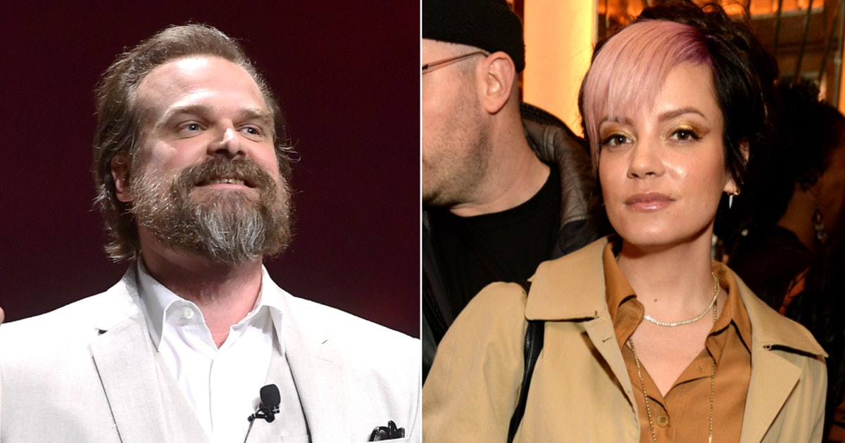How Did Lily Allen & David Harbour Meet? Here's What We Know