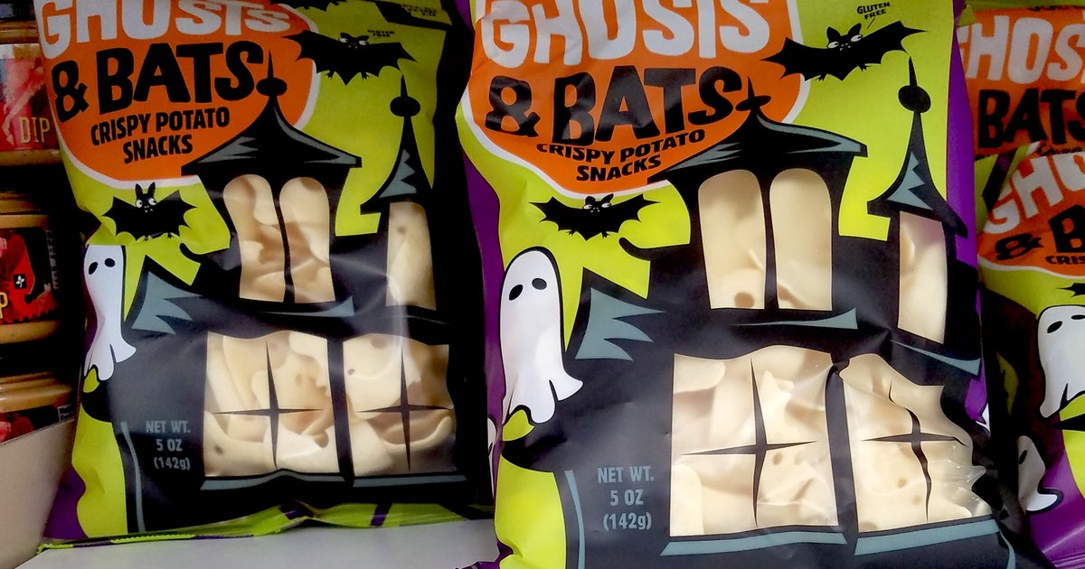 13 Halloween 2019 Snacks From Trader Joe's That Are Scary & Sweet