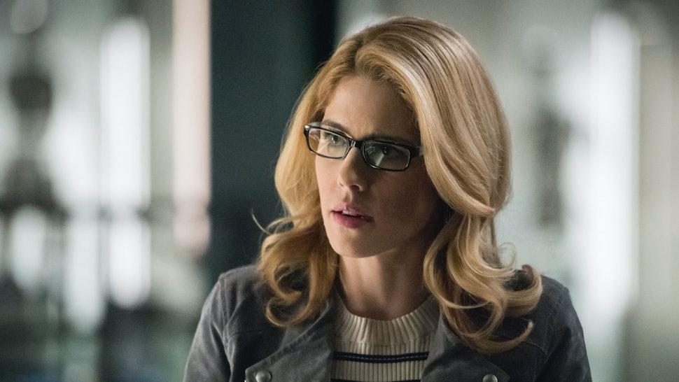 Felicity Smoak will not be in Arrow Season 8.