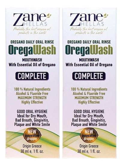 Oregawash Oregano Rinse (2-Pack)