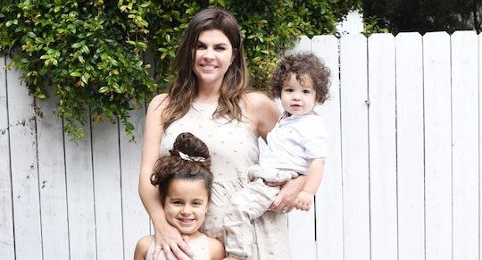 Leslie Ann Bruce and her family