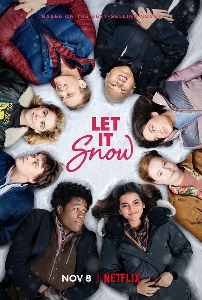 The 'Let It Snow' cast is part of Netflix's Holiday movie lineup