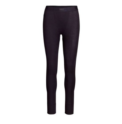 Cotton Rib Thermal Legging