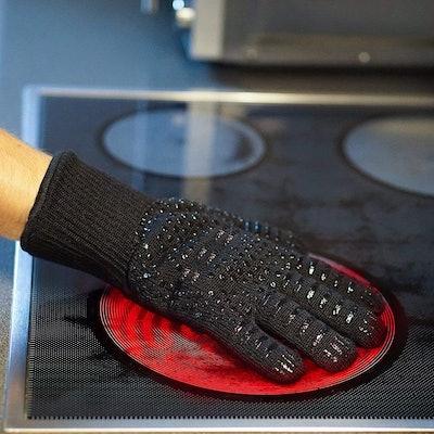 Eebuy Heat Resistant Oven Gloves