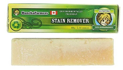BunchaFarmers All-Natural Stain Remover Stick