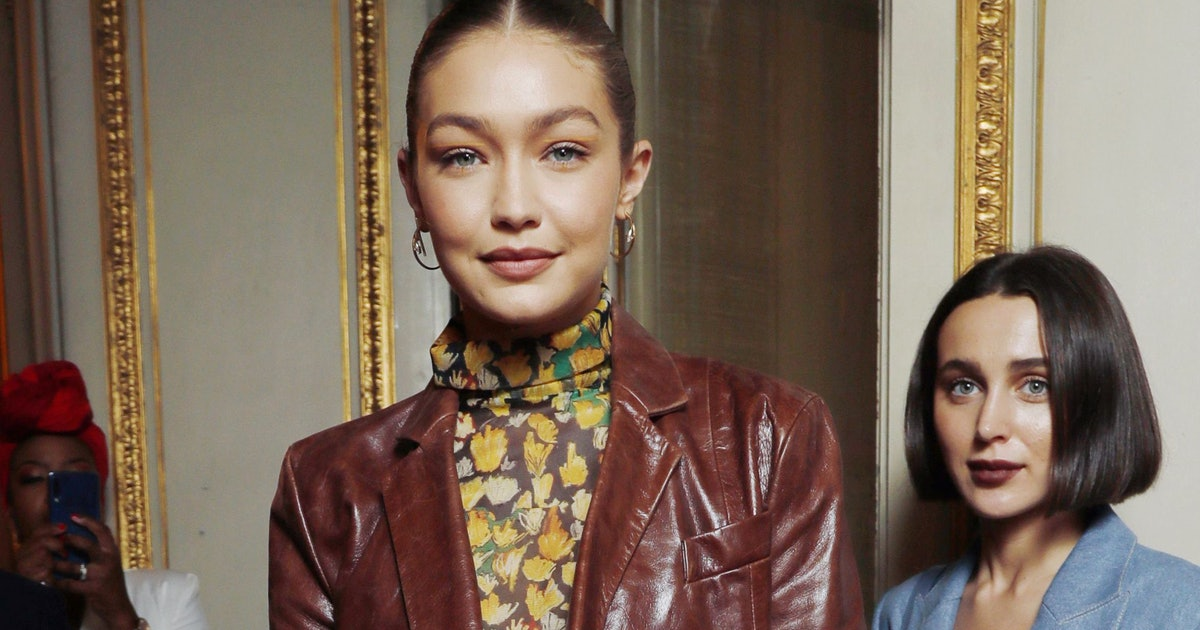 Gigi Hadid's Secret Instagram Account Just Highlighted Fashion Month's Most Stylish Moments