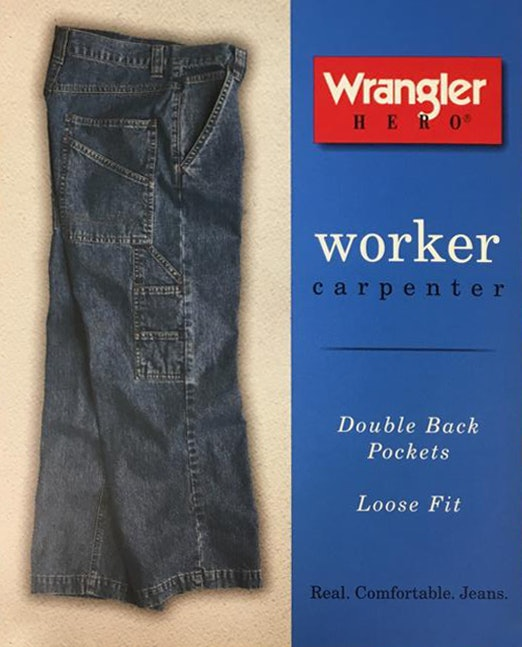 Wrangler x Opening Ceremony dropped their collaboration capsule collection inspired by 90s big box value stores