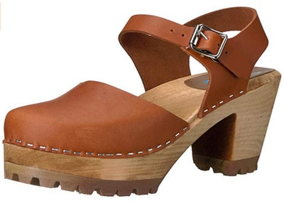MIA Women's Abba Clog-Inspired Sandal