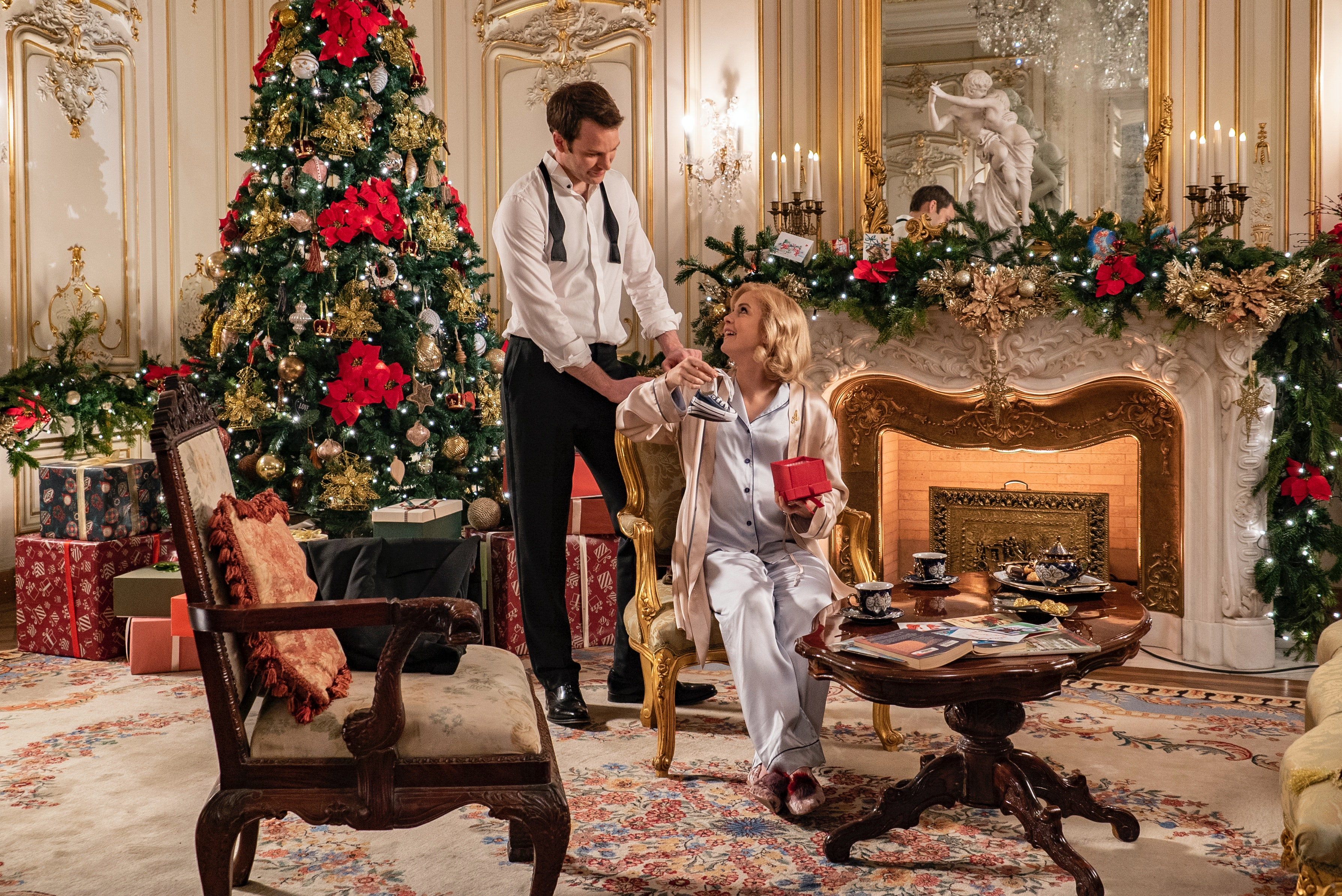 Picture A Christmas.A Christmas Prince 3 Will Feature A Royal Baby An Ancient