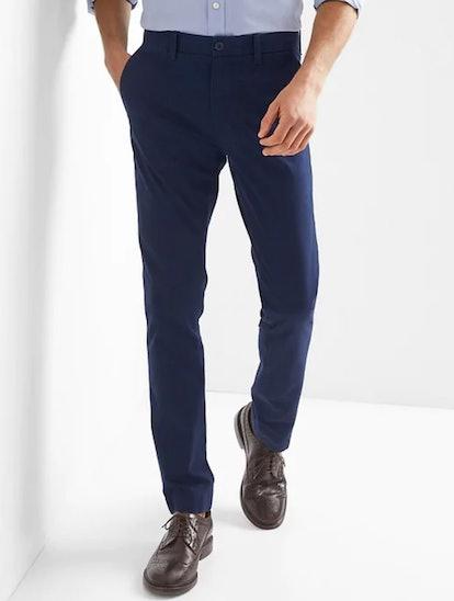 Original Khakis in Skinny Fit with GapFlex
