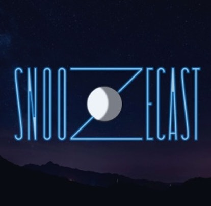 Snoozecast features classic literature readings that make you sleepy.
