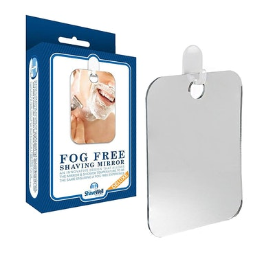 The Shave Well Company Fog-Free Shower Mirror