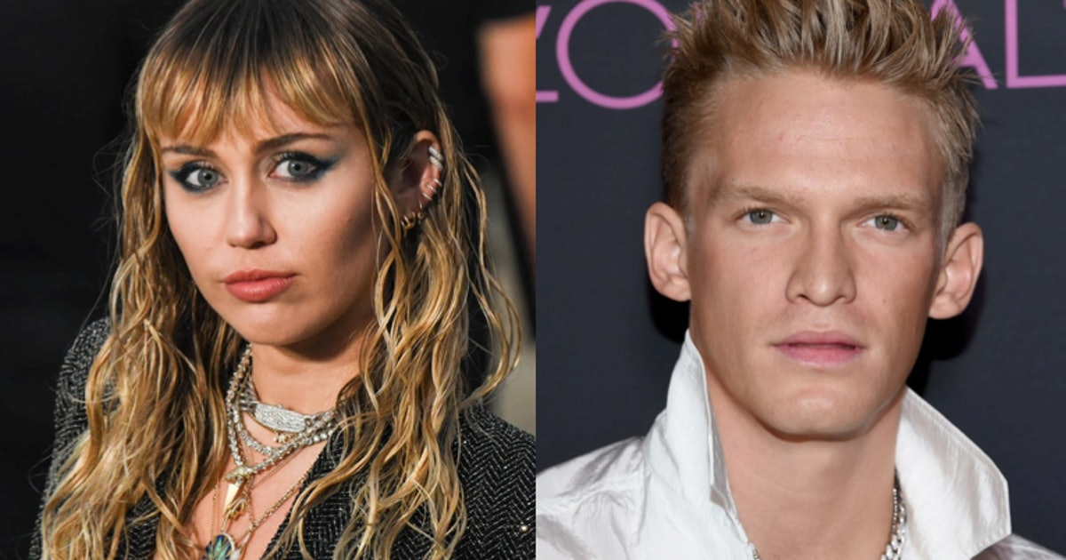 Do Cody Simpson & Miley Cyrus Live Together? This Pic Is Suspicious