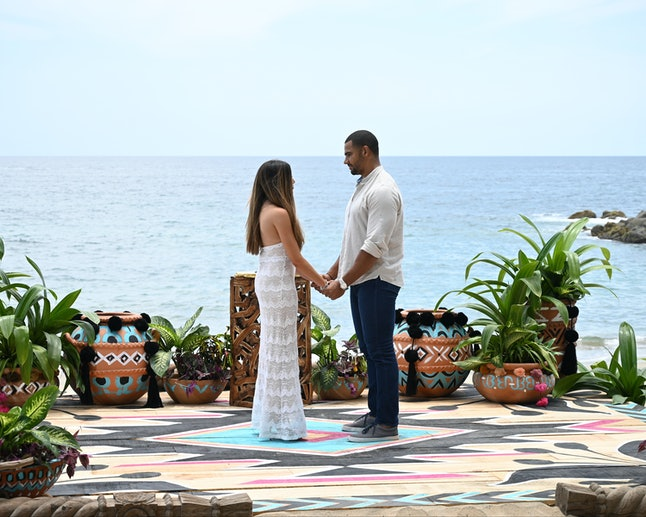 Nicole and Clay left 'Bachelor in Paradise' broken up