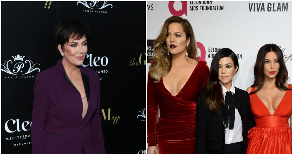 Kris Jenner *Finally* Called Out The Kardashian Sisters For Fighting Too Much