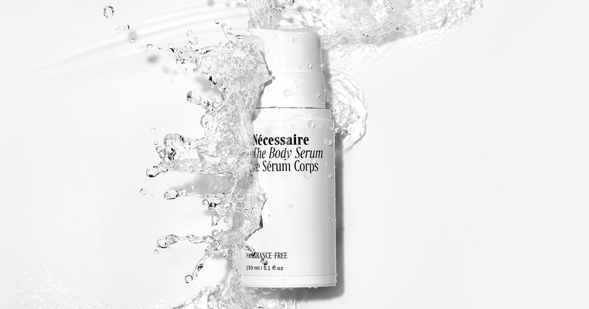 Necessaire's The Body Serum Is A Hyaluronic Acid Treatment For Your Entire Body
