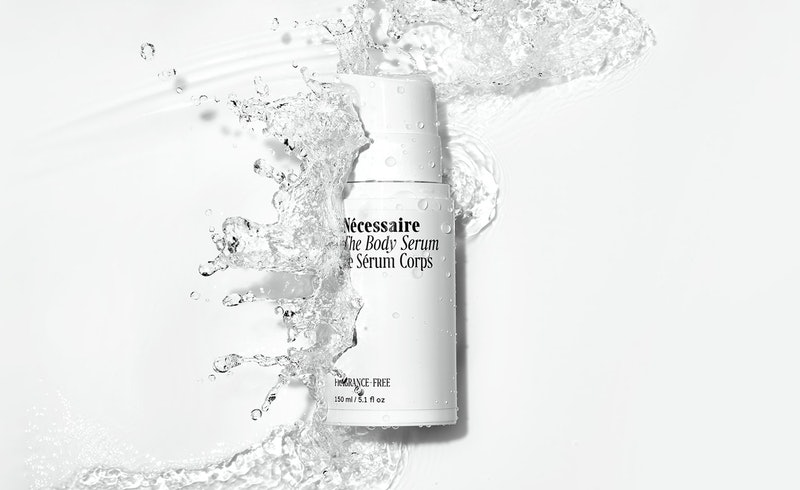 Campaign for Nécessaire's The Body Serum