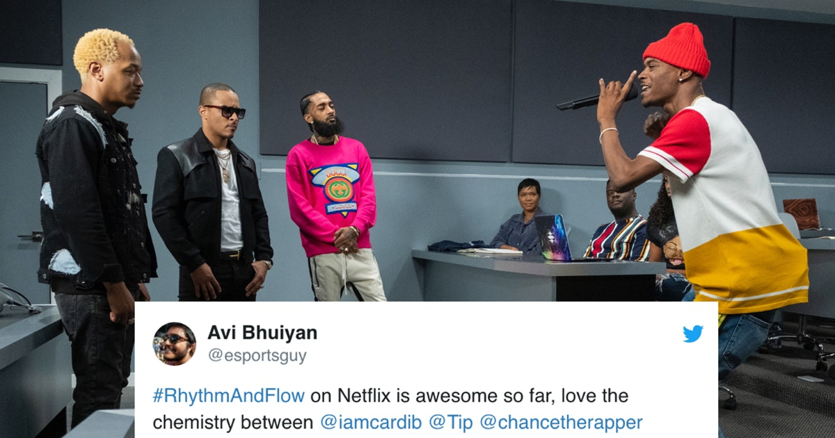 22 Tweets About Netflix's 'Rhythm + Flow' That Will Make You Tune In ASAP