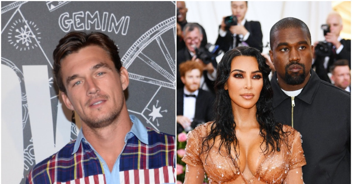 Tyler Cameron Called Out Kanye West For Saying Kim Kardashian Dresses Too Sexy