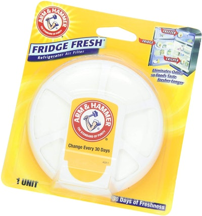 Arm & Hammer Fridge Fresh Refrigerator Air Filter (4-Pack)