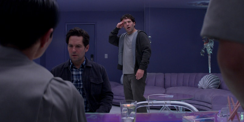Paul Rudd as Miles and Miles' clone in 'Living with Yourself'