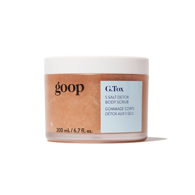 G.Tox 5 Salt Detox Body Scrub
