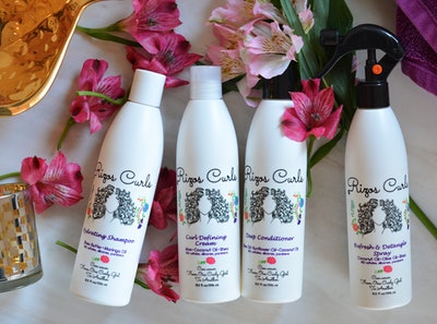 The Complete Rizos Curls 4-Step Bundle