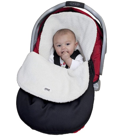 Jolly Jumper Waterproof Cuddle Bag with Removable Head Hugger