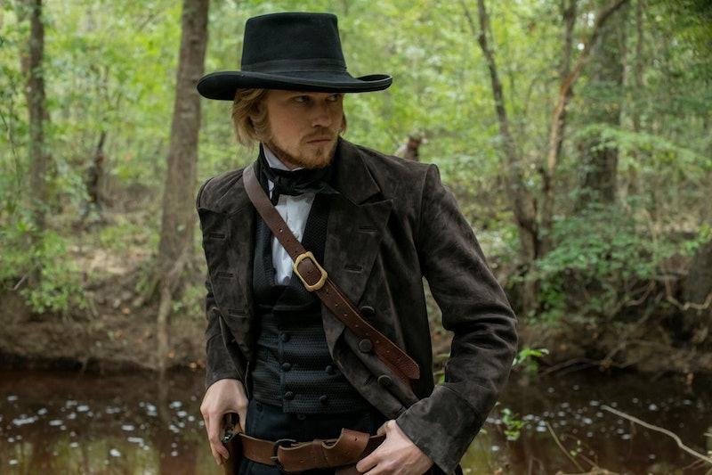 Joe Alwyn as Gideon Brodess in Harriet