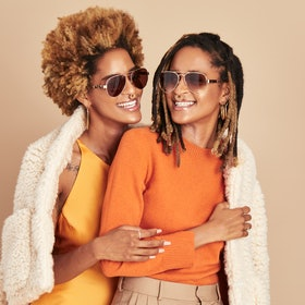 Coco & Breezy, sunglasses designers.