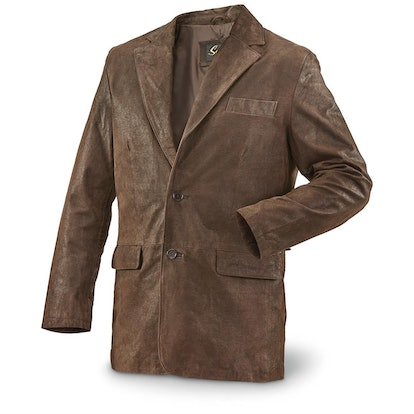 Scully Men's 113 Suede Jacket