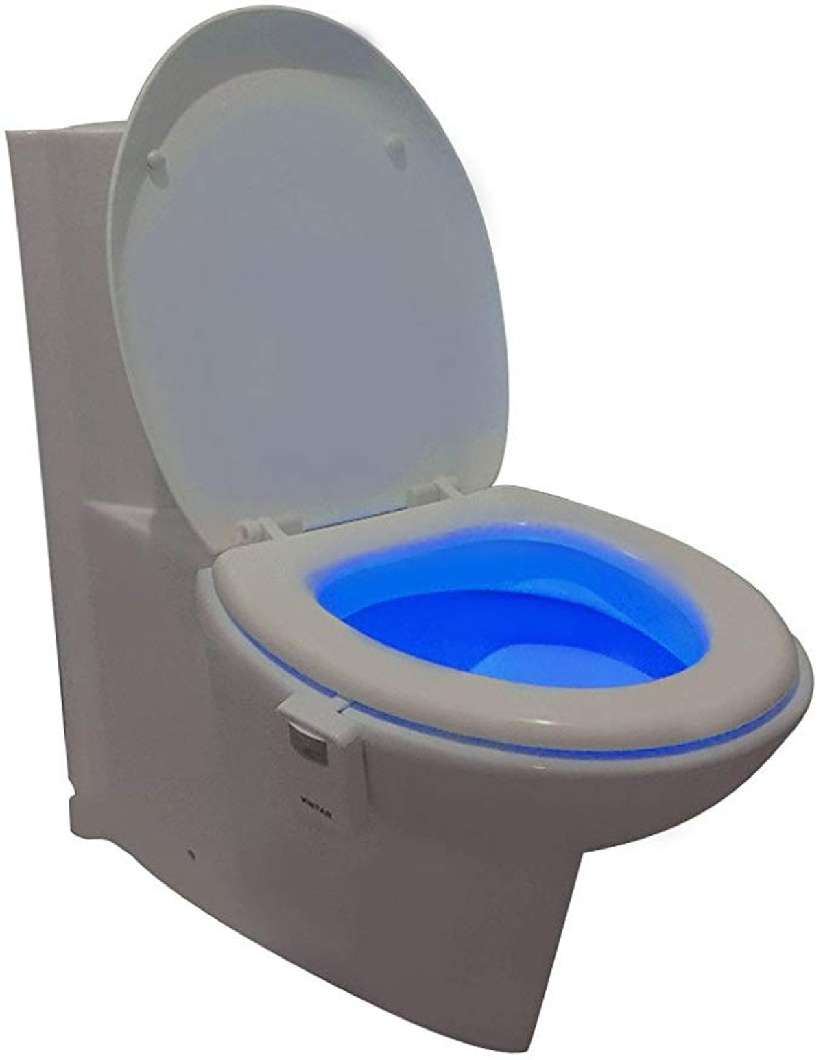 Vintar 16-Color Motion Sensor LED Toilet Night Light