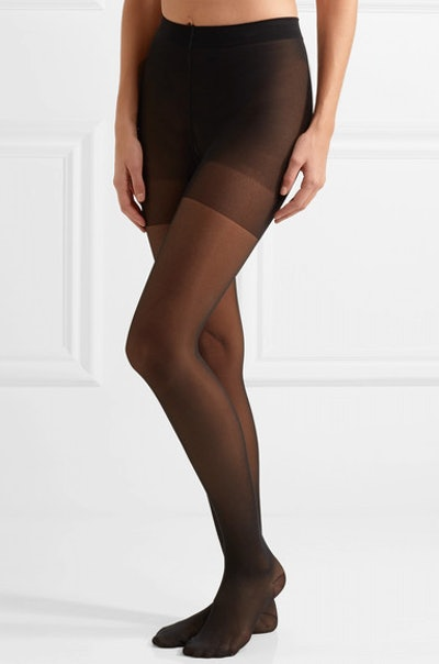 Miss W 30 denier support tights