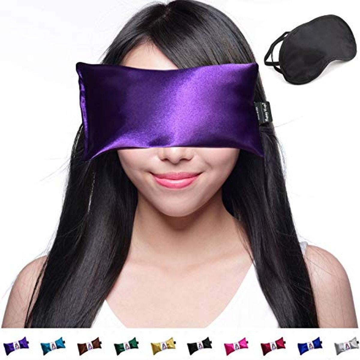 Happy Wraps Lavender Eye Pillow