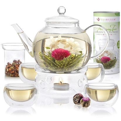 Teabloom Flowering Tea (12-Pack)