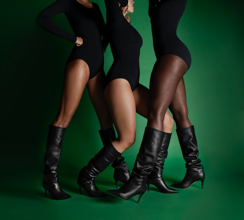 Tamara Mellon's Icon boot now has new extended calf sizes.