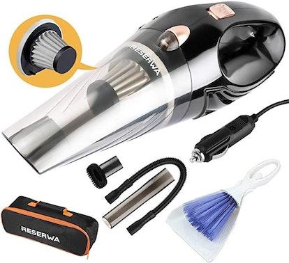 Reserwa Potable Handheld Car Vacuum Cleaner