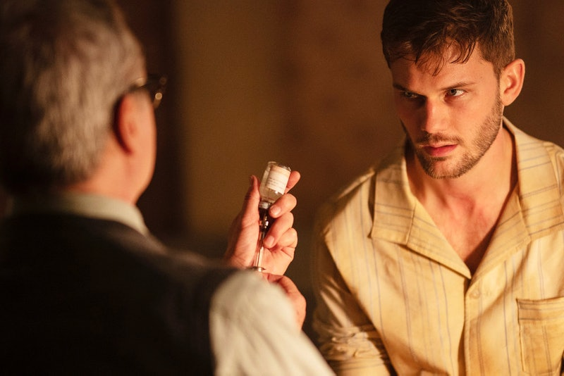 Jeremy Irvine stars as J. Randolph Bentley on the USA series 'Treadstone.'