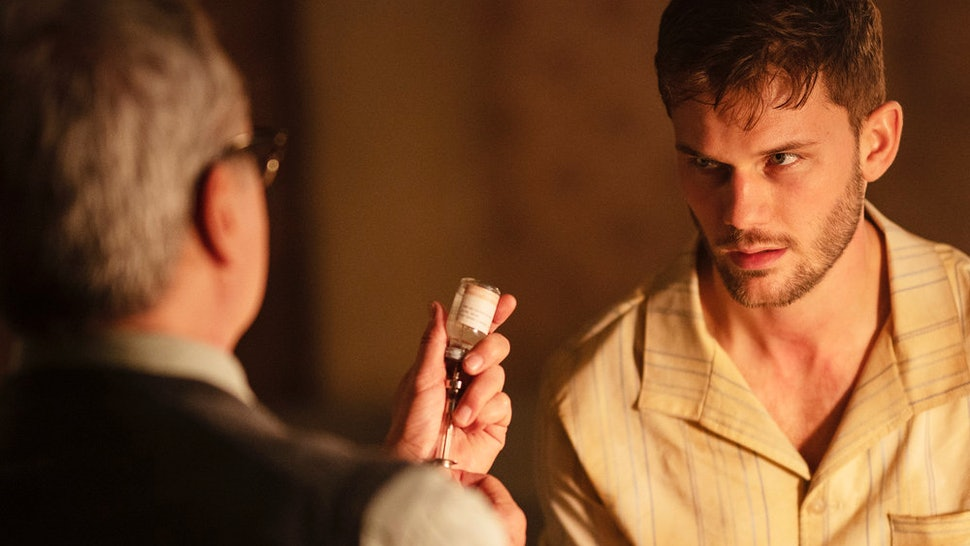 Jeremy Irvine stars as J. Randolph Bentley on the USA series 'Treadstone.'